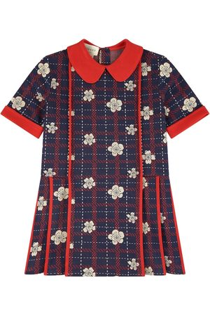 Gucci Girls Casual Dresses - Kids - Fancy jersey knit dress - Girl - 6 years - - Special occasion dresses
