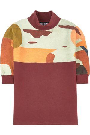 MOTORETA Sale - Printed sweatshirt dress - Unisex - 6 Years - - Casual dresses