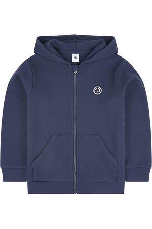 Petit Bateau Full zip hoodie - Boy - 8 Years - - Hoodies