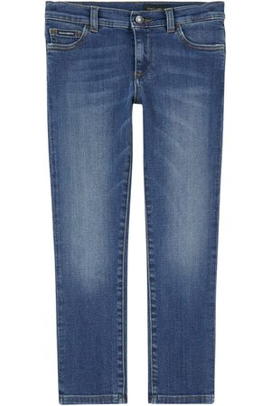 Dolce & Gabbana Mini Me slim fit jeans