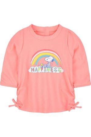 SUNUVA Girls Tank Tops - Kids Sale - UV protection beach T-shirt Snoopy - Girl - 3-6 months - - Rash vests