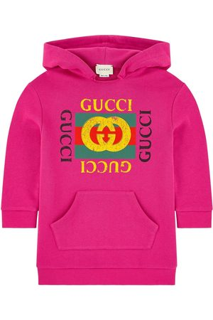 Gucci Mini Me sweatshirt dress