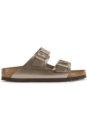 Birkenstock Kids - Sandals with platform soles - Arizona Birko-Flor® - Girl - 36 EU - - Slip-on sandals