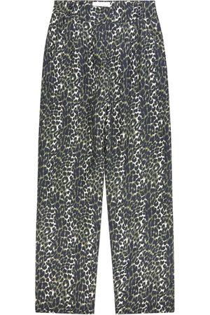 Les Coyotes de Paris Kids Sale - Flowing printed pants - Girl - 12 Years - - Trousers