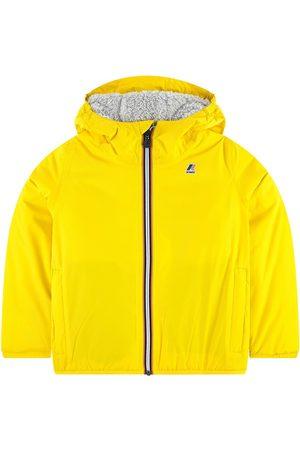 K-Way Sports Jackets - Kids - Fur-lined windbreaker - Le vrai Claude Orsetto 3.0 - Unisex - 10 years - - Windbreakers