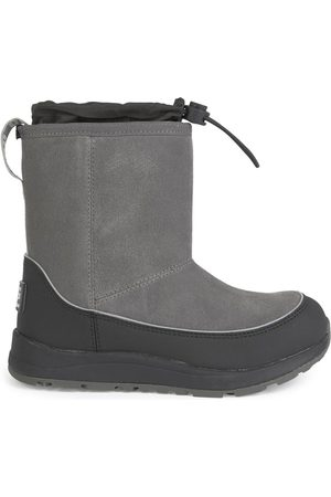 UGG Snow Boots - Kids - Waterproof suede boots - Kirby - Unisex - 37 EU - Grey - Snow boots
