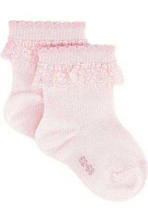 Falke Girls Socks - Kids - Pair of bobby socks - Girl - 62-68 (1-6 months) - - Socks
