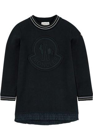 Moncler Kids - Sweatshirt dress - Girl - 8 Years - - Casual dresses
