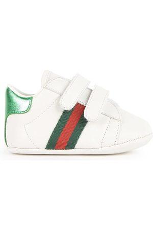 Gucci Newborn baby trainers - Bande web