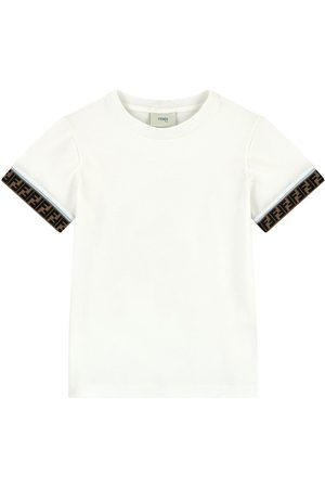 Fendi Plain T-shirt