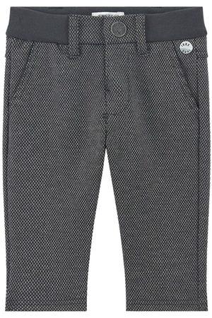IKKS Kids Sale - Elastic Chinos - Boy - 6 mån - Grey - Trousers