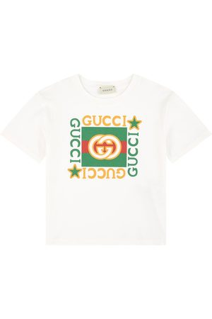 Gucci Mini Me logo T-shirt