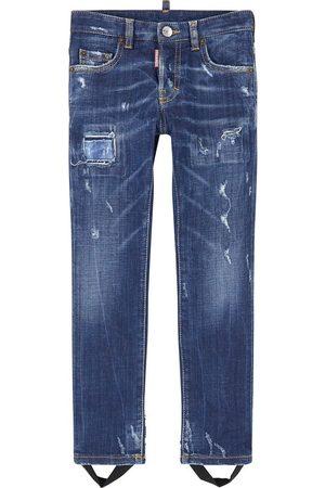 Dsquared2 Ski Suits - Kids - Ski jeans - Unisex - 16 Years - - Ski pants and salopettes