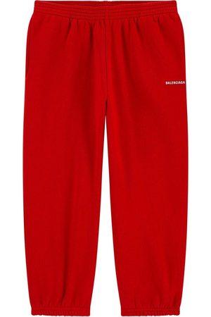 Balenciaga Sports Pants - Kids Sale - Logo print tracksuit pants - Unisex - 6 Years - - Sweatpants