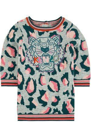 Kenzo Tiger sweater dress - Crazy Jungle