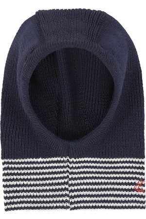 Petit Bateau Boys Beanies - Knit hood - Boy - 3-4 Years - - Beanies
