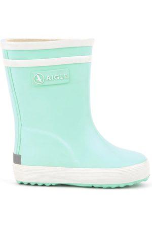 Aigle Rain Boots - Lagoon Green rain boots - Baby Flac
