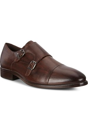 Ecco Men's Vitrus Mondial Double Monk Strap Shoe