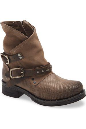 SHERIDAN MIA Women's Steppe Moto Water Resistant Boot