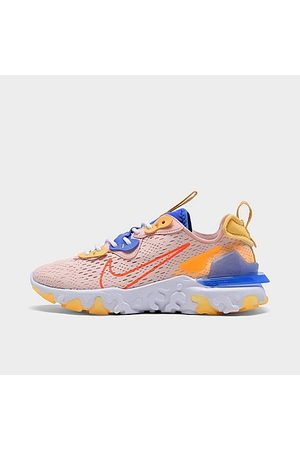 Nike Women Running - Women's React Vision Running Shoes in /Washed Coral Size 6.0