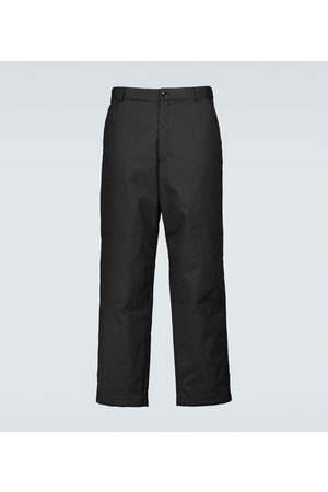 VALENTINO Nylon padded pants