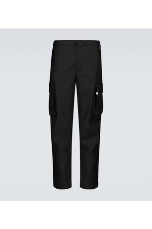 Givenchy Virgin wool cargo pants