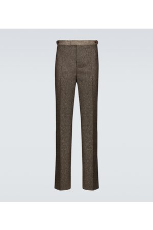 WALES BONNER Judah tailored wool pants