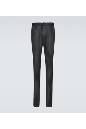 Dolce & Gabbana Striped formal pants