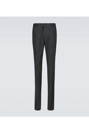 Dolce & Gabbana Striped formal pants
