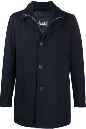 HERNO Single-breasted mid-length coat