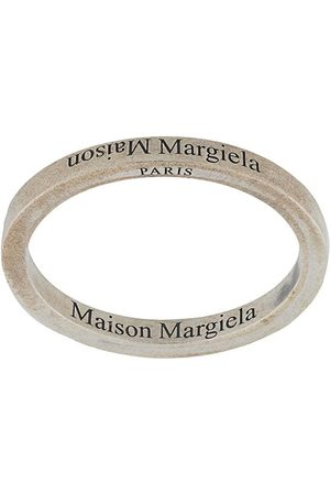 Maison Margiela Men Rings - Engraved ring