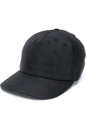 Alexander McQueen Skull-print baseball cap