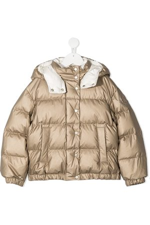 Moncler Gold padded jacket - Neutrals