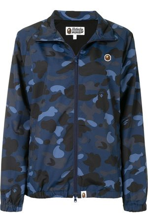 A BATHING APE® Camo Track jacket