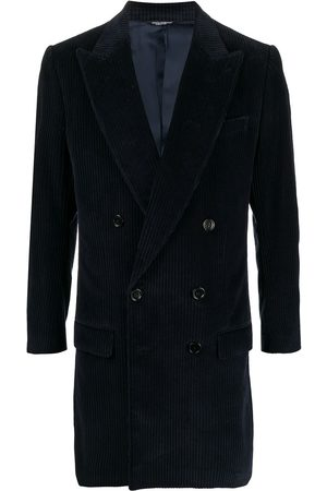 Dolce & Gabbana Double-breasted tailored coat