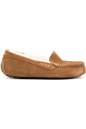 UGG Shearling-lined loafers - Neutrals