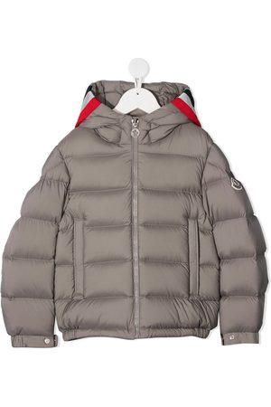 Moncler Sorue padded down jacket - Grey