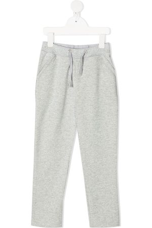 BONPOINT Drawstring lounge trousers - Grey