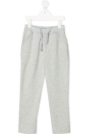 BONPOINT Drawstring lounge trousers - Grey