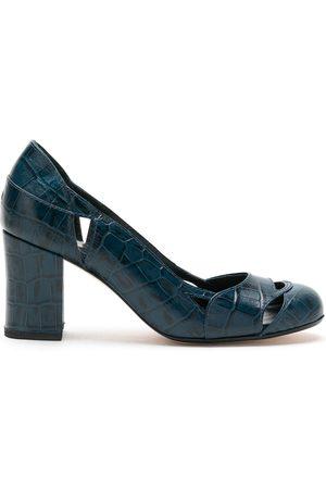 Sarah Chofakian Bruxelas leather shoes
