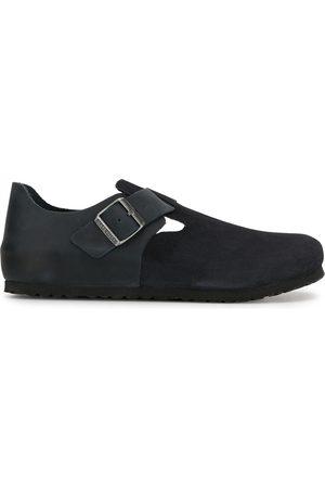 Birkenstock London suede leather shoe