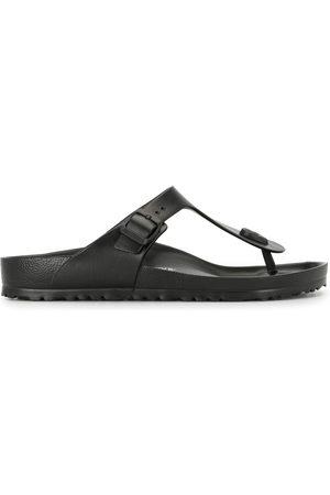 Birkenstock Flat Shoes - Gizeh Eva flat sandals