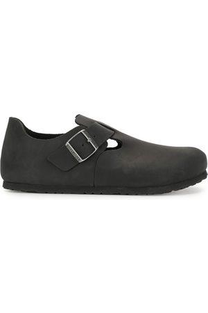 Birkenstock London buckled slippers