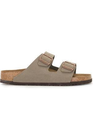Birkenstock Men Sandals - Arizona side buckle sandals