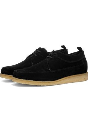 Fred Perry Laurel Wreath Men Heels - Fred Perry x Padmore And Barnes Suede Low