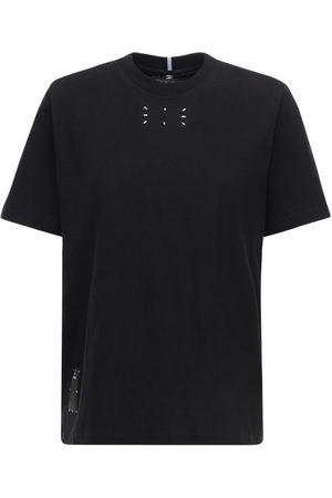 McQ Logo Cotton Jersey T-shirt