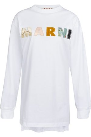 Marni Women Long Sleeve - Crew neck t-shirt