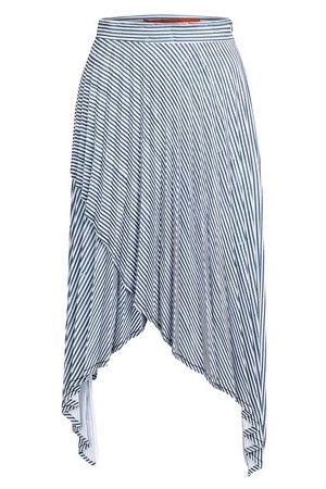 Thebe Magugu Women Maxi Skirts - Pleated skirt