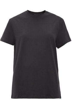 WARDROBE.NYC Wardrobe. nyc - Release 06 Round-neck Cotton-jersey T-shirt - Womens