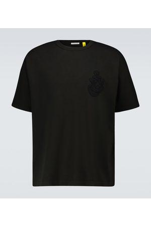 Moncler Genius 1 MONCLER JW ANDERSON T-shirt with logo